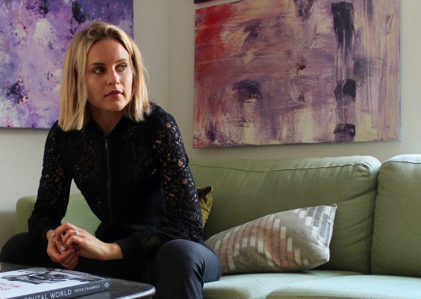 Slowly Woven I Lauren Dugdale-Liebermann - Brooklyn Artist